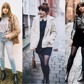 Street style of Manchester fashion bloggers